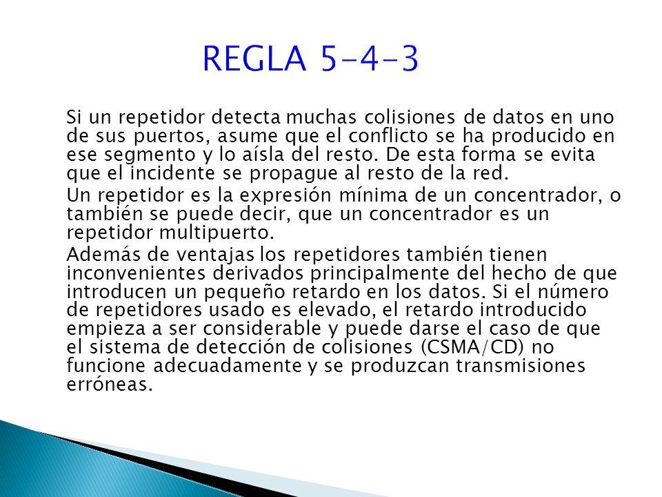 REGLA 5-4-3