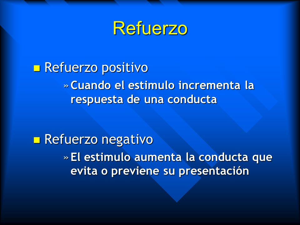 Refuerzo positivo Recursos y Estrategias educativas