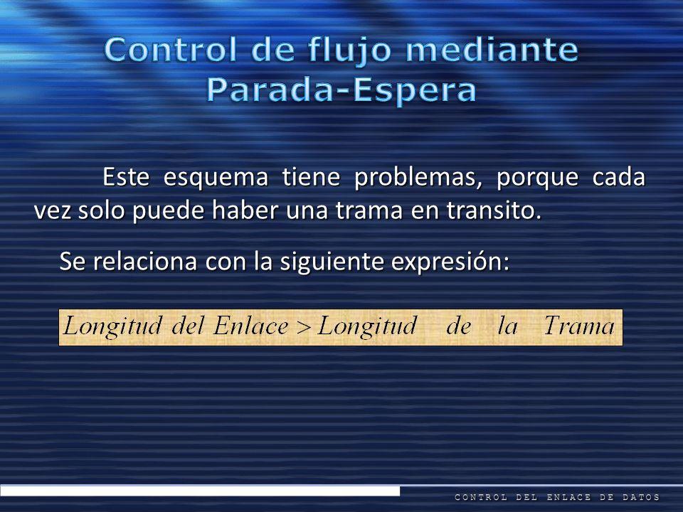 Control de flujo mediante