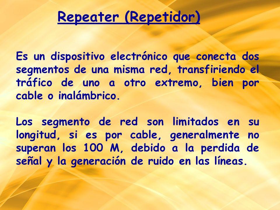 Repeater (Repetidor)