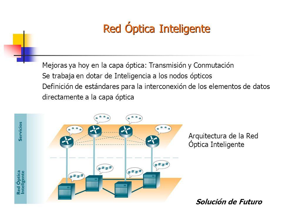 Red Óptica Inteligente