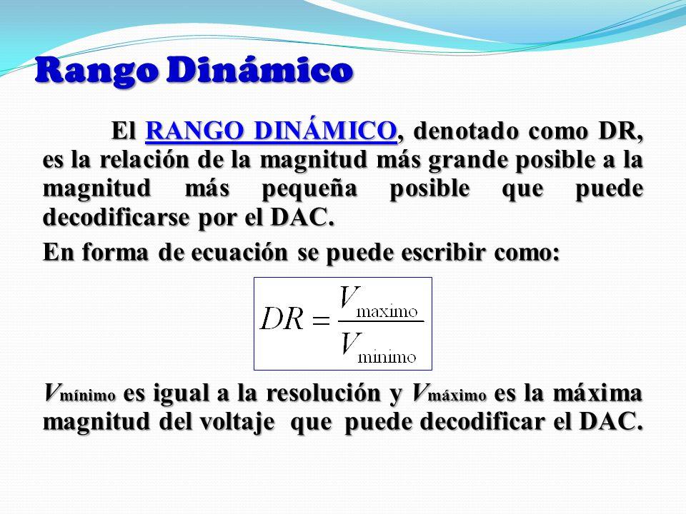 Rango Dinámico