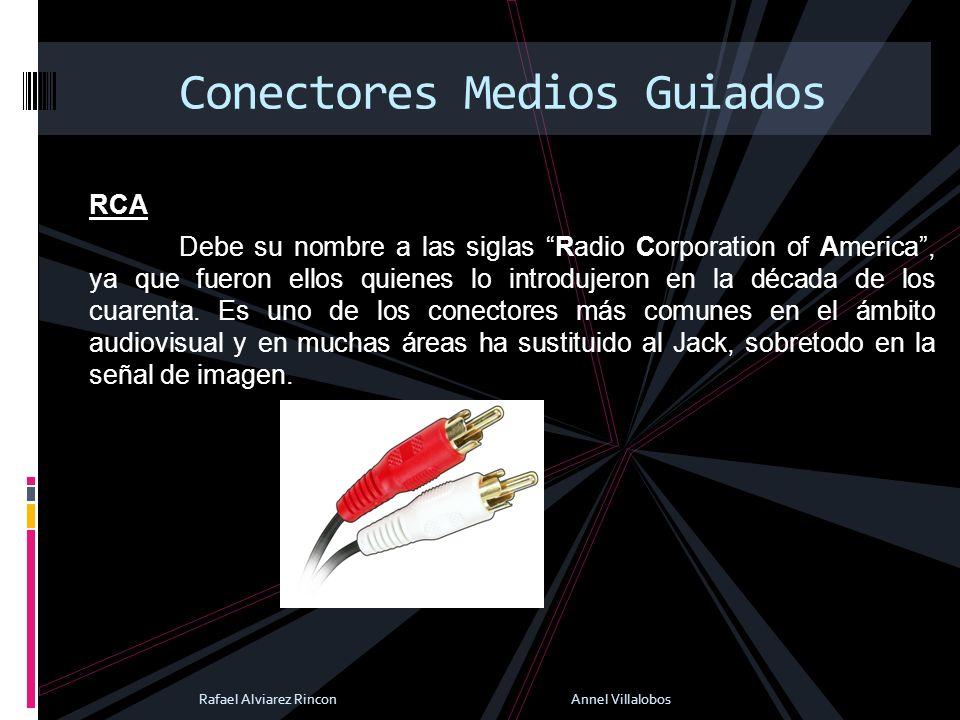 Conectores Medios Guiados