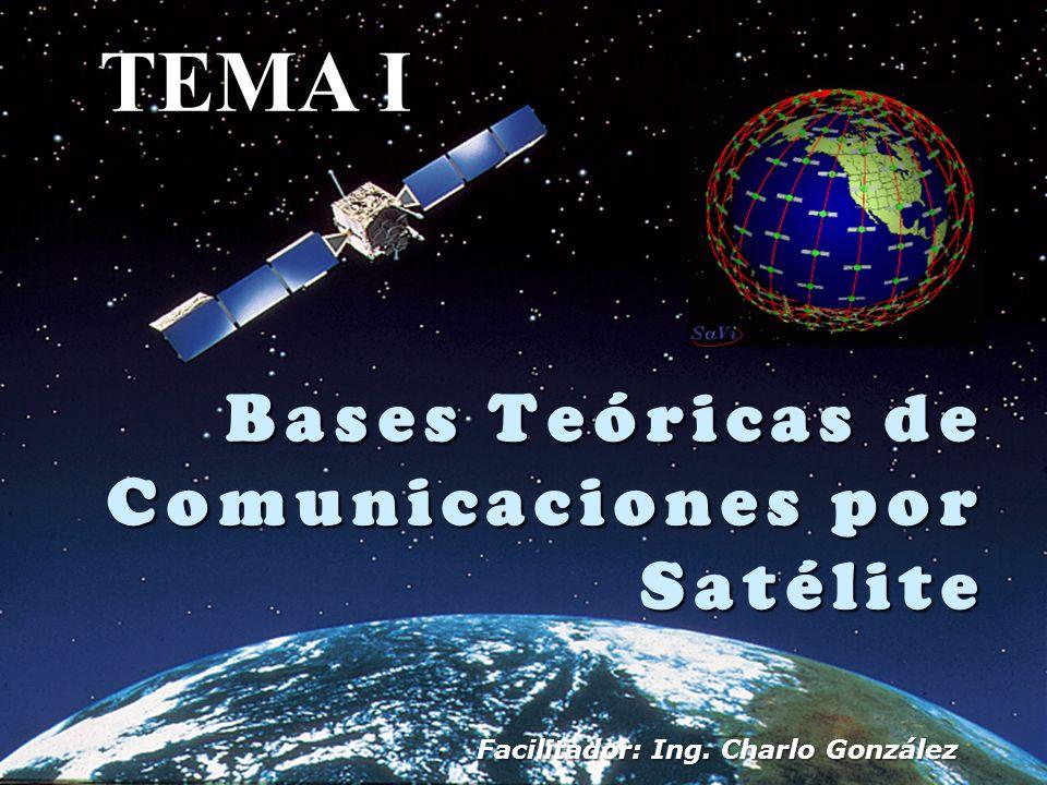 Bases Teóricas de Comunicaciones por Satélite