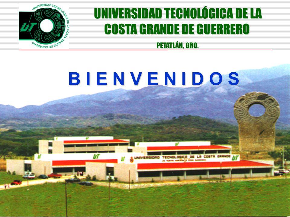 UNIVERSIDAD TECNOLÓGICA DE LA COSTA GRANDE DE GUERRERO