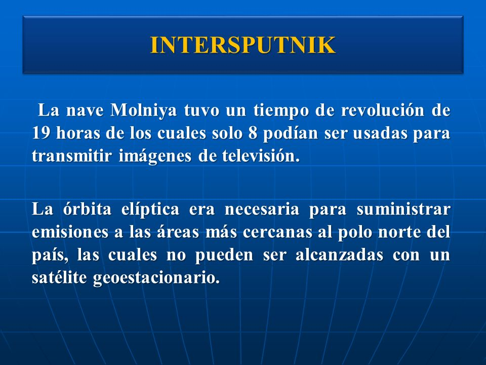 INTERSPUTNIK