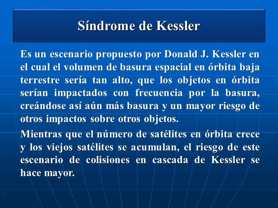 Síndrome de Kessler