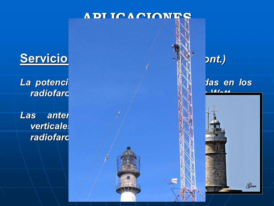 Radio faro de Cabo Mayor, Santander ( Cantabria )