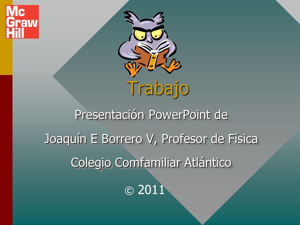 Trabajo Presentación PowerPoint de