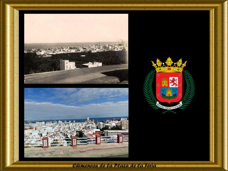Chimeneas de la Plaza de la Feria