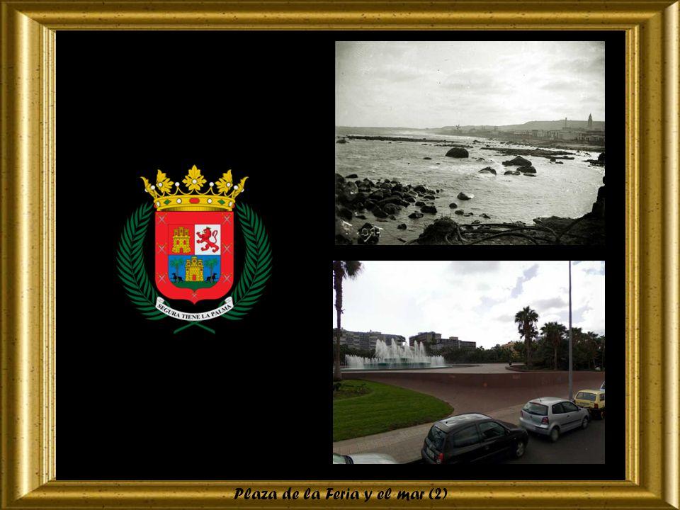 Plaza de la Feria y el mar (2)