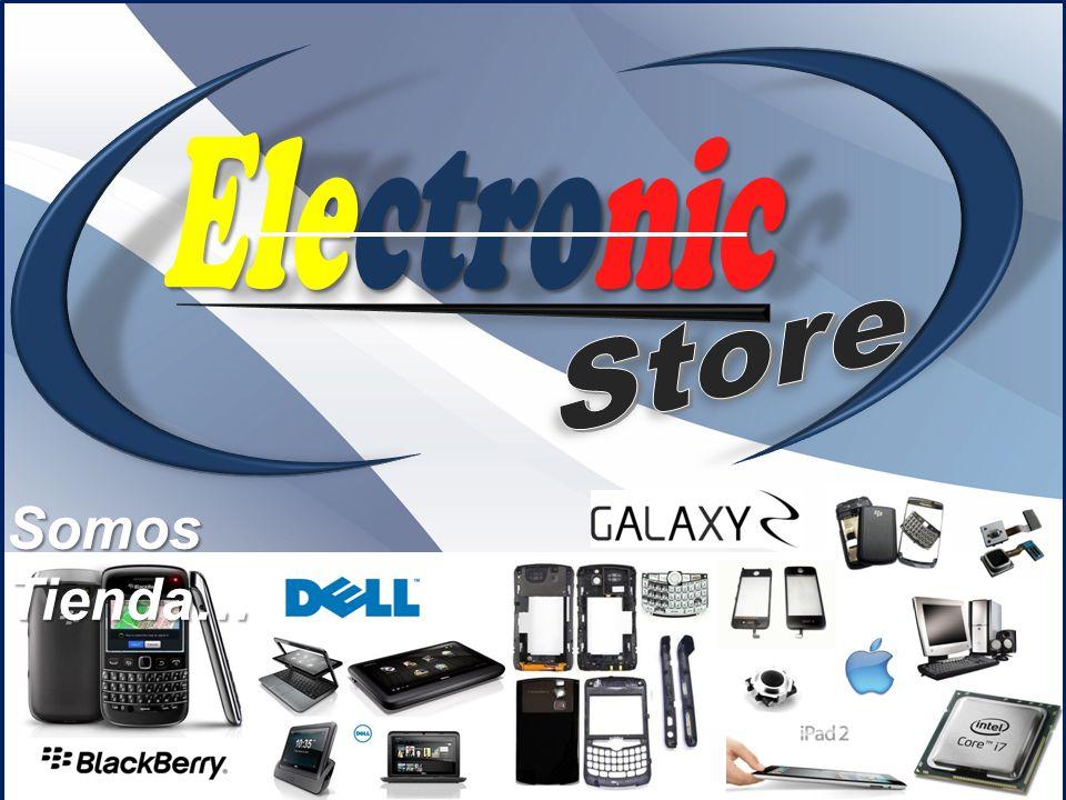 Electronic Store Somos Tienda…