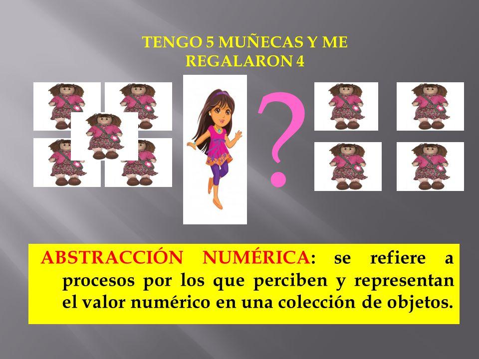 TENGO 5 MUÑECAS Y ME REGALARON 4