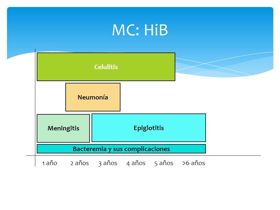 Bacteremia y sus complicaciones