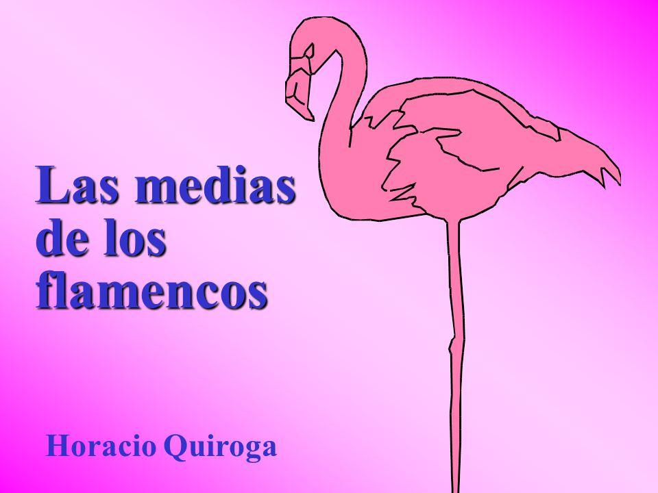 Las medias de los flamencos Horacio Quiroga