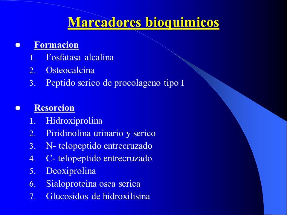 Marcadores bioquimicos