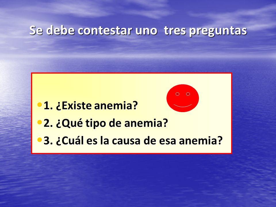 Se debe contestar uno tres preguntas