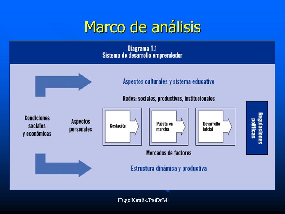 Marco de análisis Hugo Kantis.ProDeM