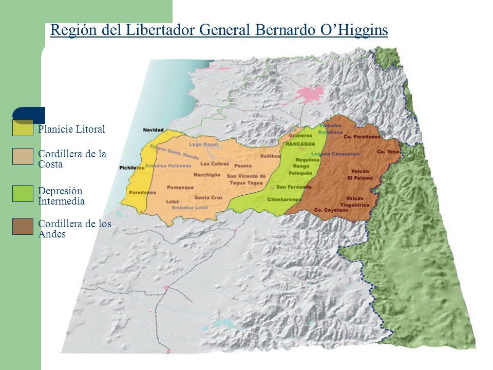 Región del Libertador General Bernardo O'Higgins