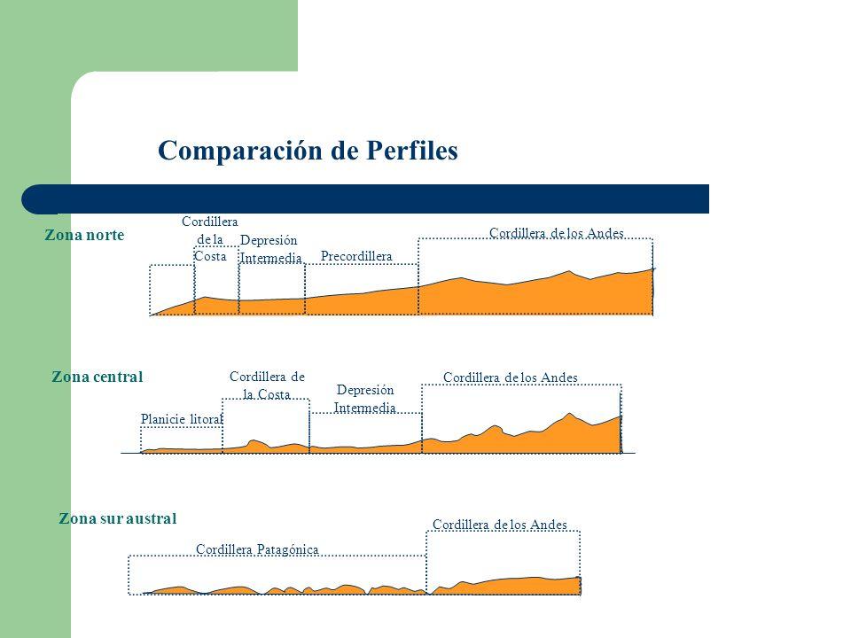 Comparación de Perfiles