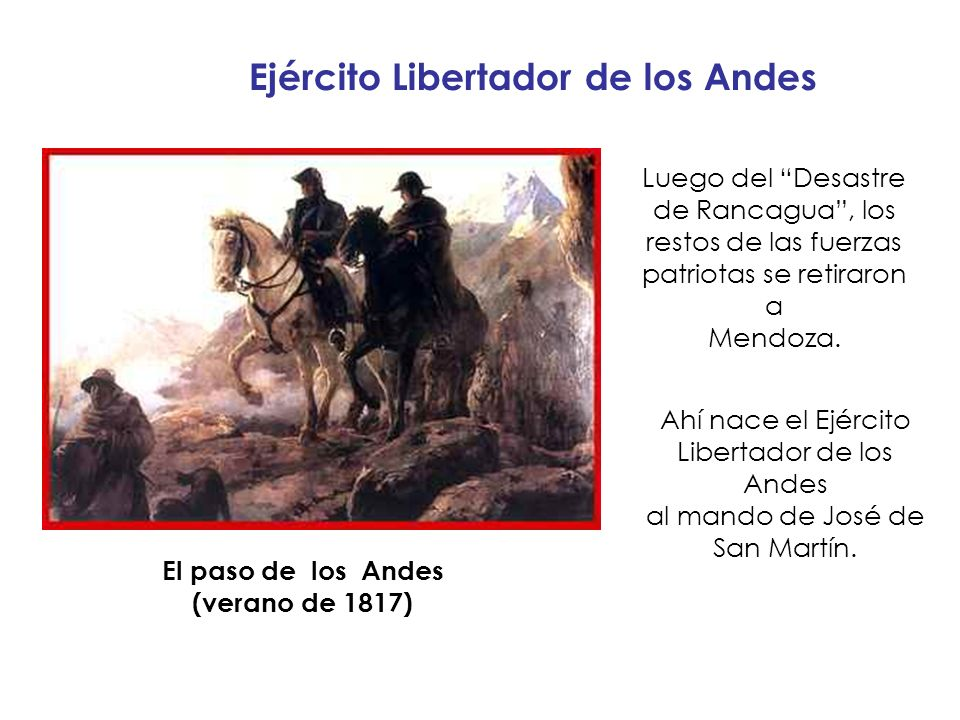 Ejército Libertador de los Andes