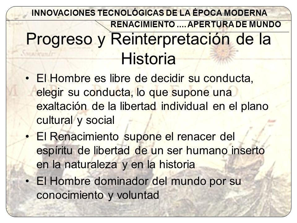 Progreso y Reinterpretación de la Historia
