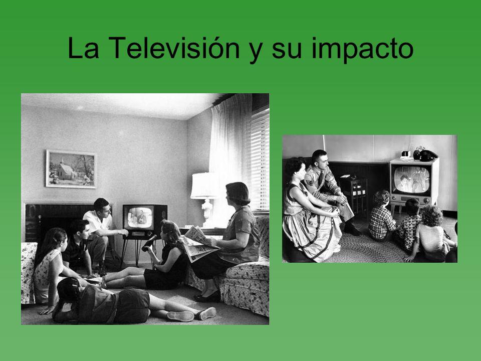 La Televisión y su impacto
