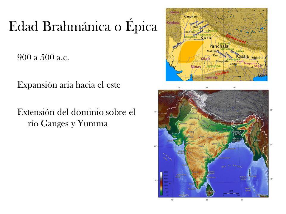 Edad Brahmánica o Épica
