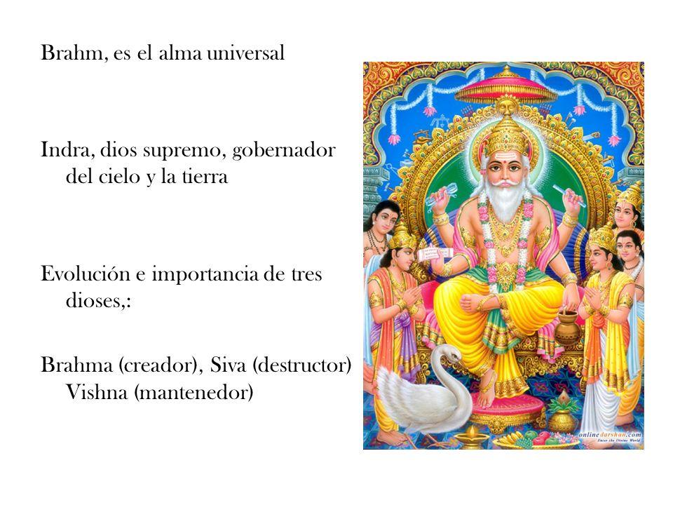 Brahm, es el alma universal