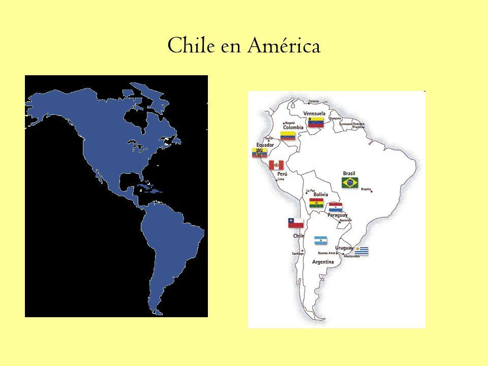 Chile en América