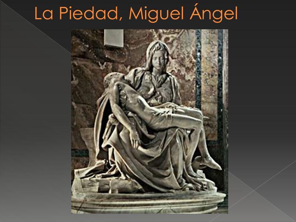 La Piedad, Miguel Ángel