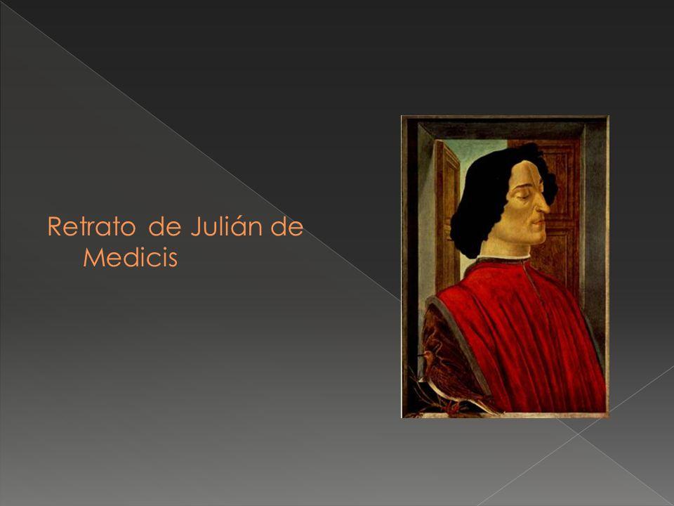 Retrato de Julián de Medicis