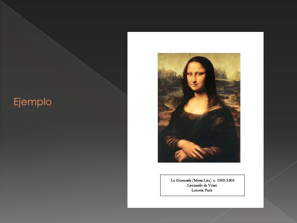La Gioconda (Mona Lisa) c. 1503-1505