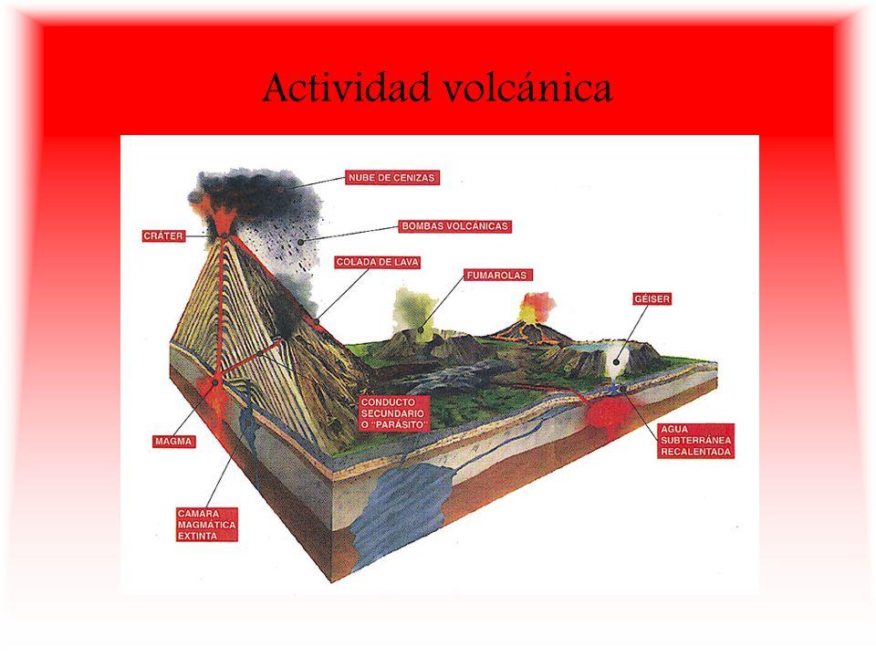 Actividad volcánica