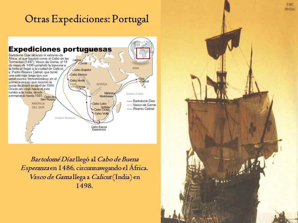 Otras Expediciones: Portugal