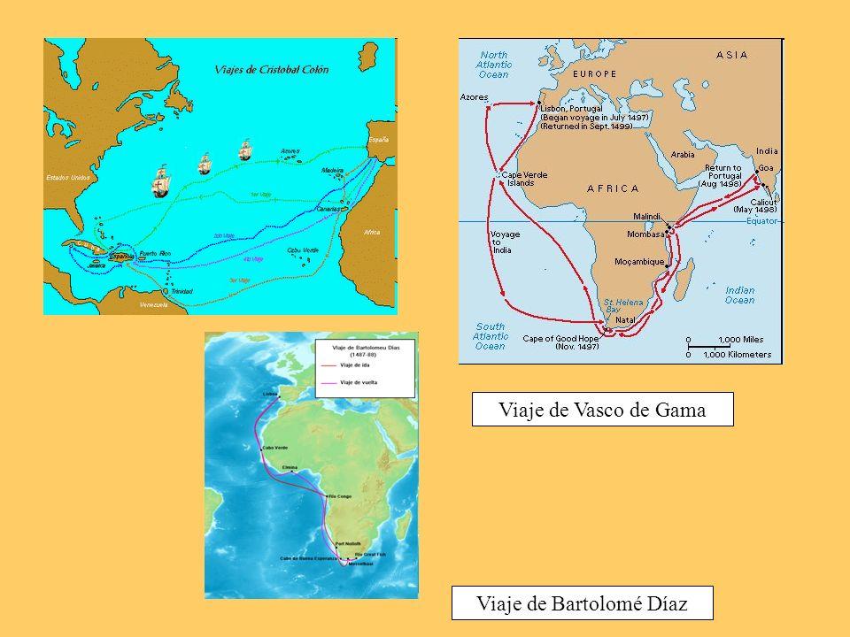 Viaje de Bartolomé Díaz