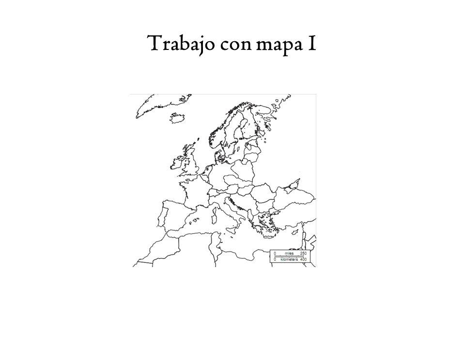 Trabajo con mapa 1