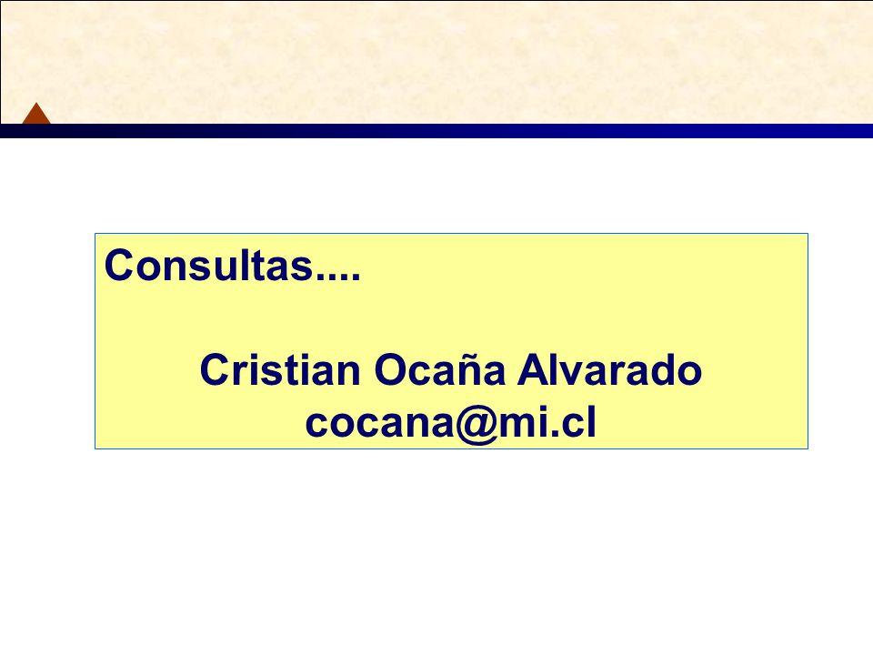 Cristian Ocaña Alvarado