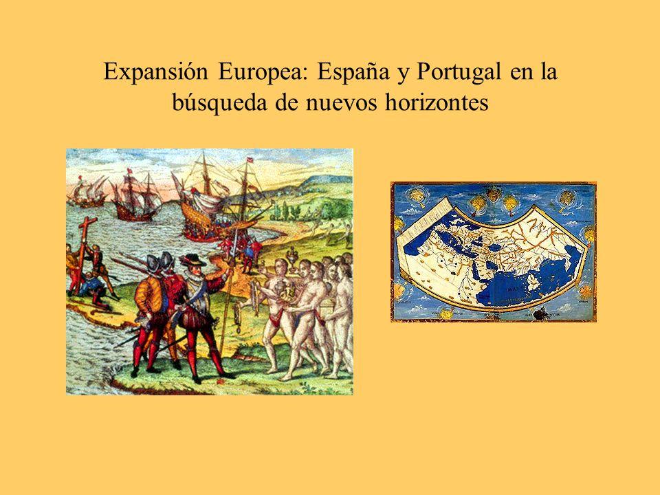 Expansión Europea: España y Portugal en la búsqueda de nuevos horizontes