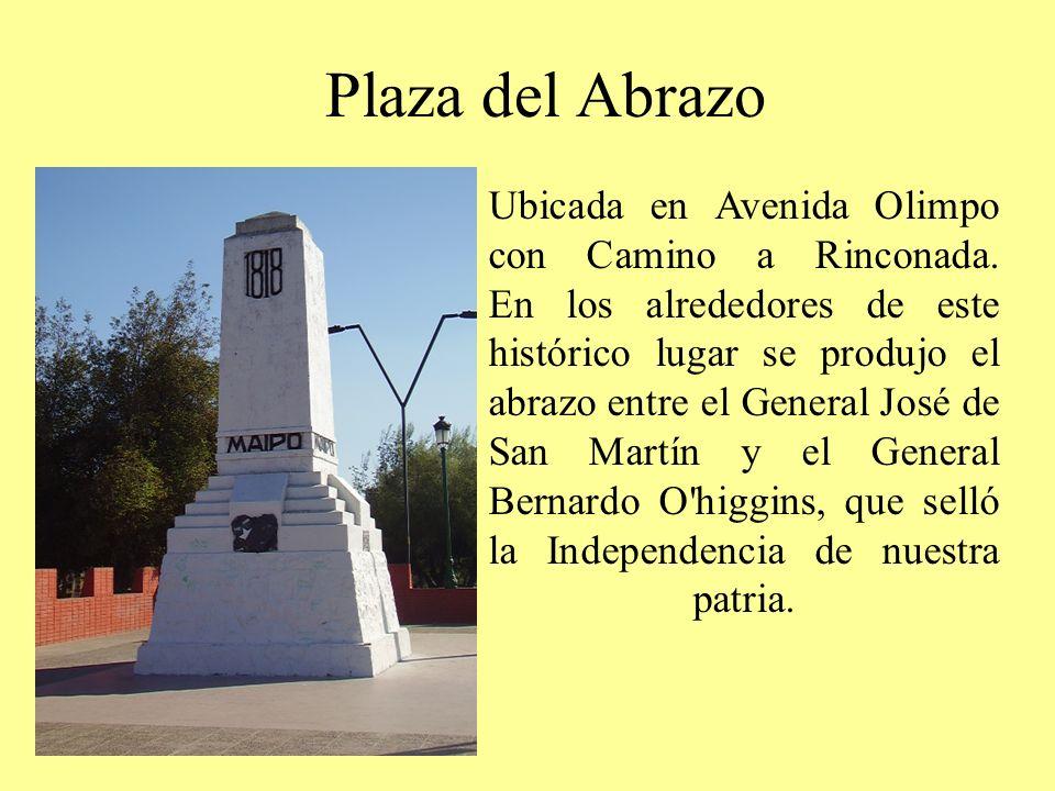 Plaza del Abrazo