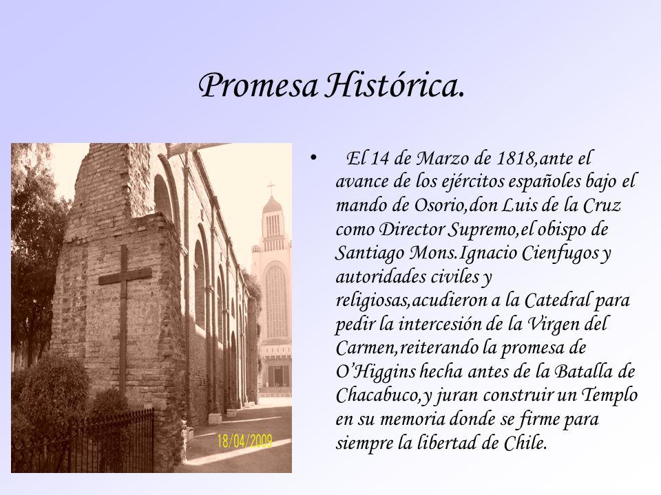 Promesa Histórica.