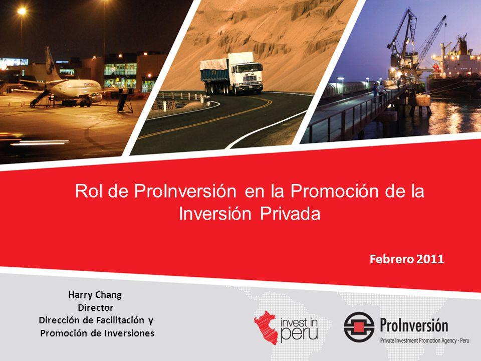 Dirección de Facilitación y Promoción de Inversiones