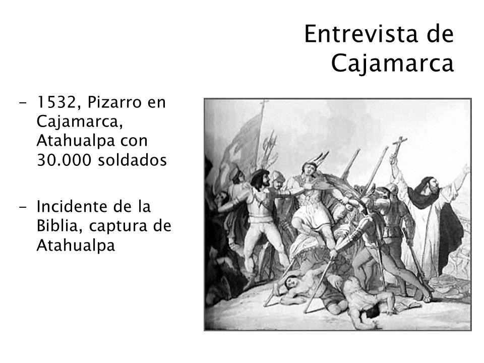 Entrevista de Cajamarca