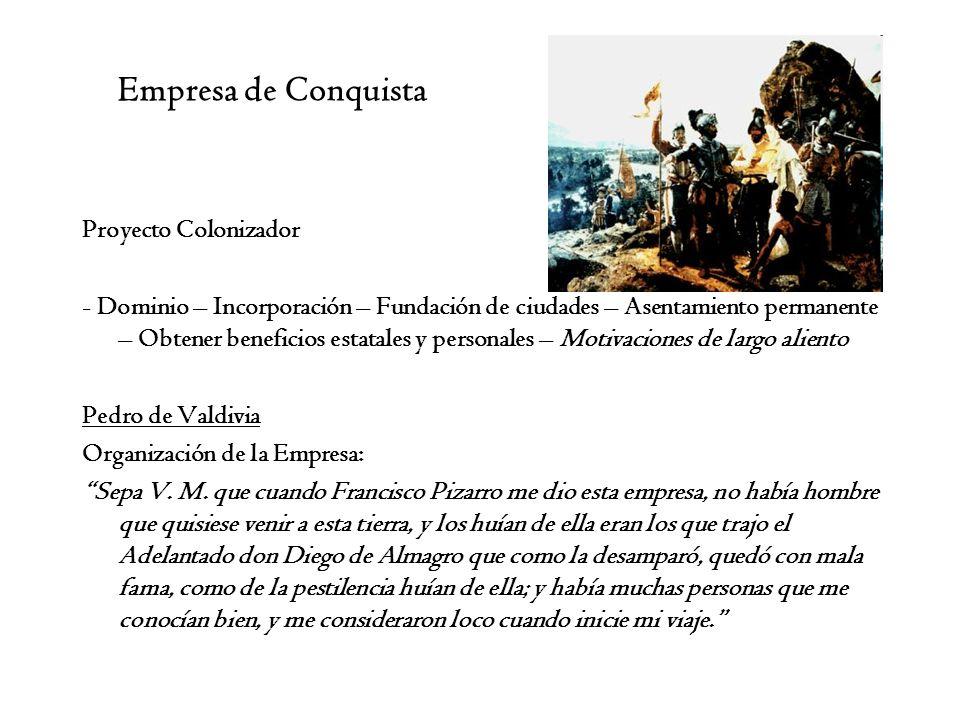 Empresa de Conquista Proyecto Colonizador