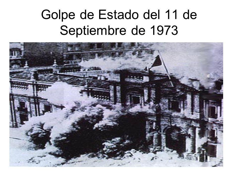 Golpe de Estado del 11 de Septiembre de 1973
