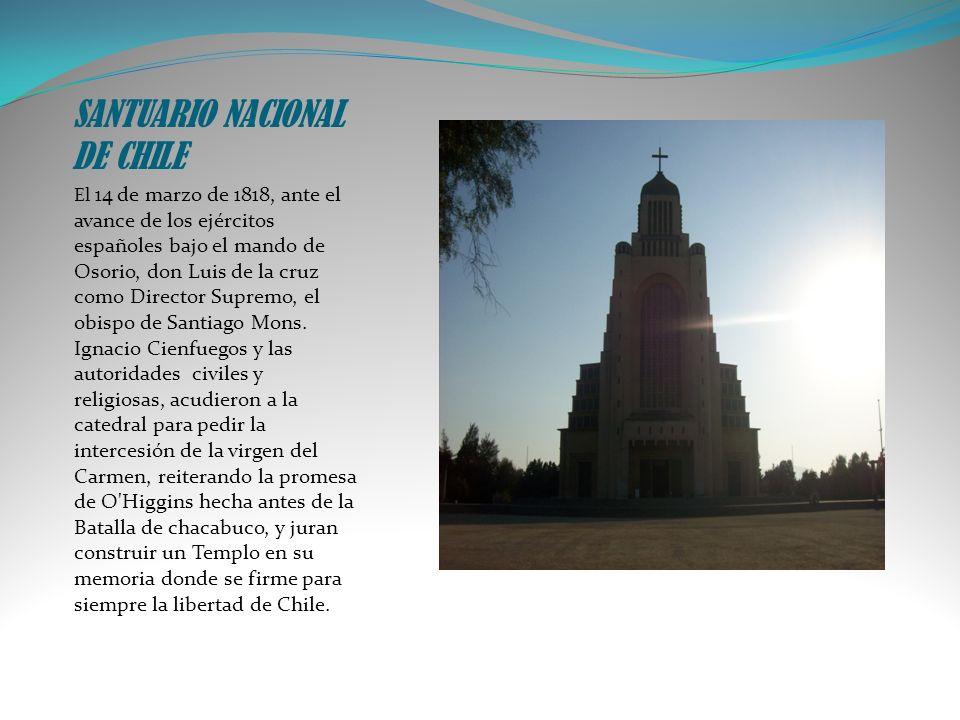 SANTUARIO NACIONAL DE CHILE