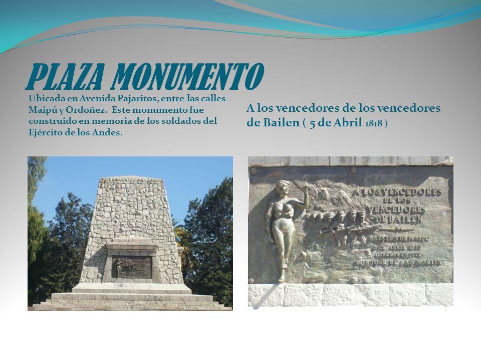 PLAZA MONUMENTO