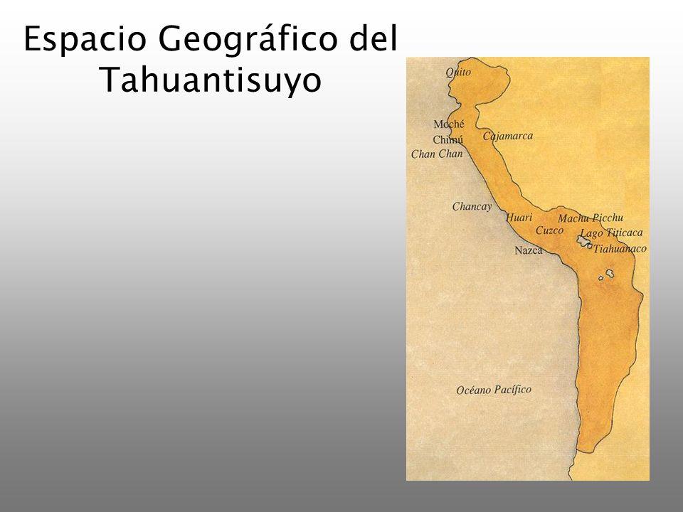 Espacio Geográfico del Tahuantisuyo