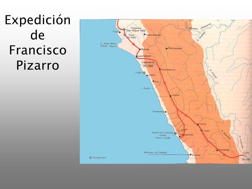 Expedición de Francisco Pizarro