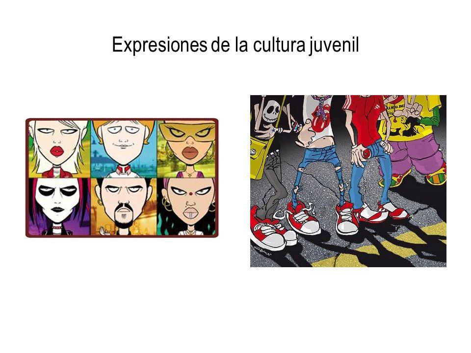 Expresiones de la cultura juvenil